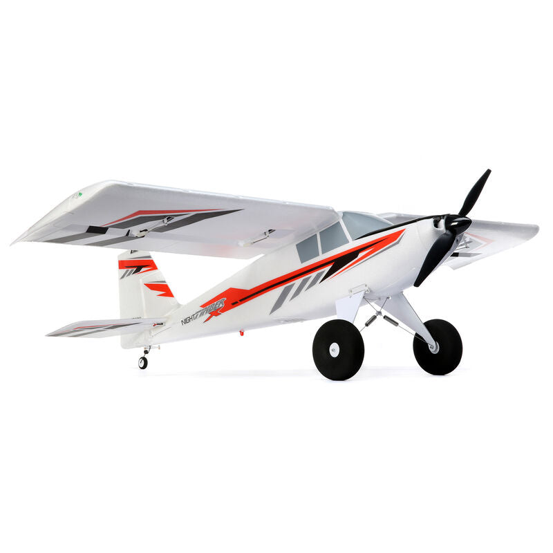 E-flite Night Timber X 1.2M BNF Basic with AS3X & SAFE Select (EFL13850)