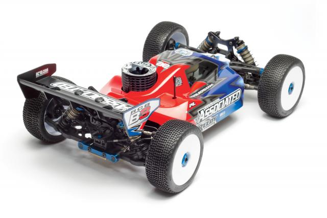 TEAM ASSOCIATED 1/8 RC8 B3 Team Kit (80914)