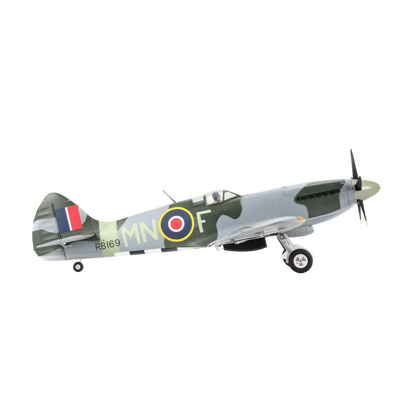 E-flite Spitfire Mk XIV 1.2m BNF Basic with AS3X and SAFE Select (EFL8650)