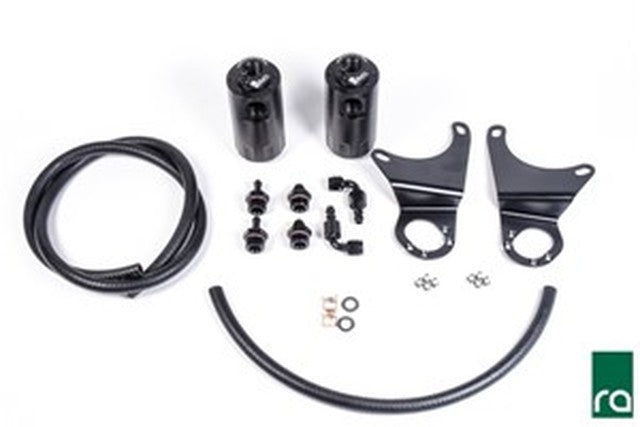Catch Can Kit, Crankcase, LH, EVO 8-9