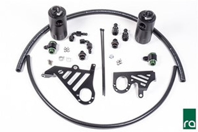 Catch Can Kit, PCV Side, 2013+ Focus RS and ST