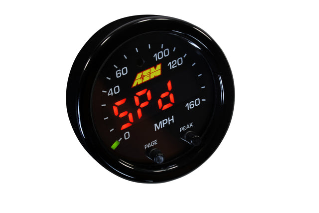 X-Series GPS Speedometer Gauge