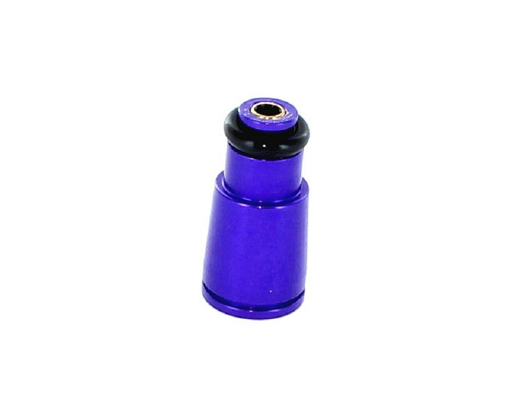 Adaptor top for 34mm to 60mm, 14mm top - purple