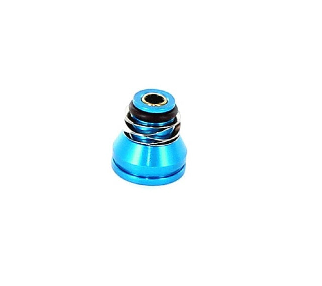 Adaptor top for 48mm to 60mm, 11mm top - blue