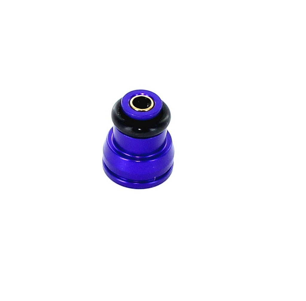 Adaptor top for 48mm to 60mm, 14mm top - purple