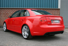 Load image into Gallery viewer, Audi RS4 4.2 V8 B7  - Resonated cat-back system with vacuum valves