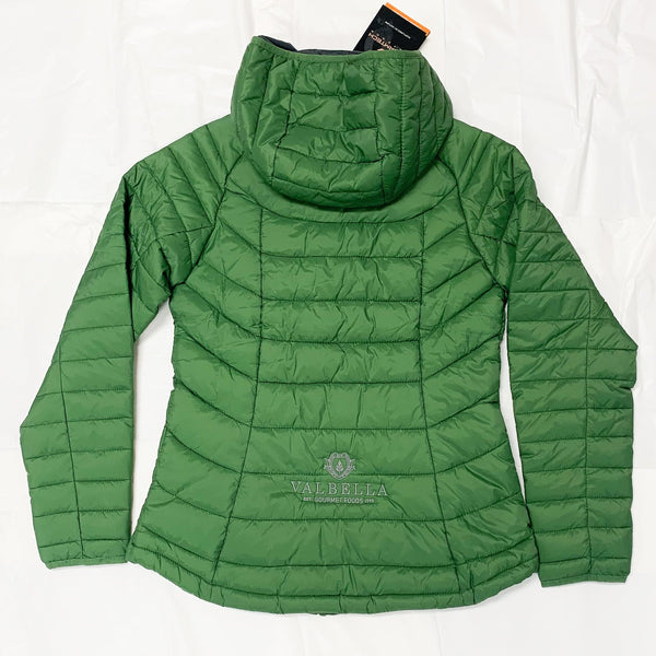 Valbella Women's Stormtech Thermal Jacket - Green
