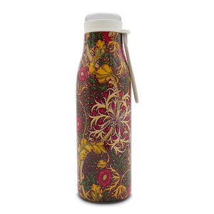 Seaweed Stainless Steel Water Bottle 500ml