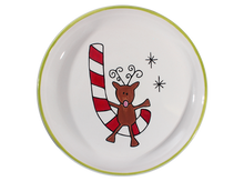 Load image into Gallery viewer, Reindeer Snack Plate