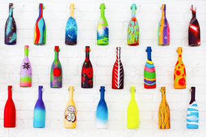 Hanging Wall Bottle