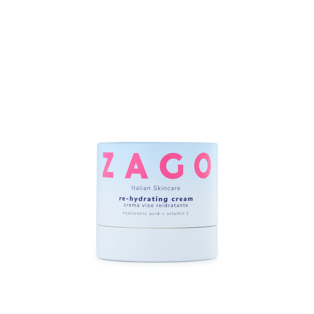 re-hydrating cream