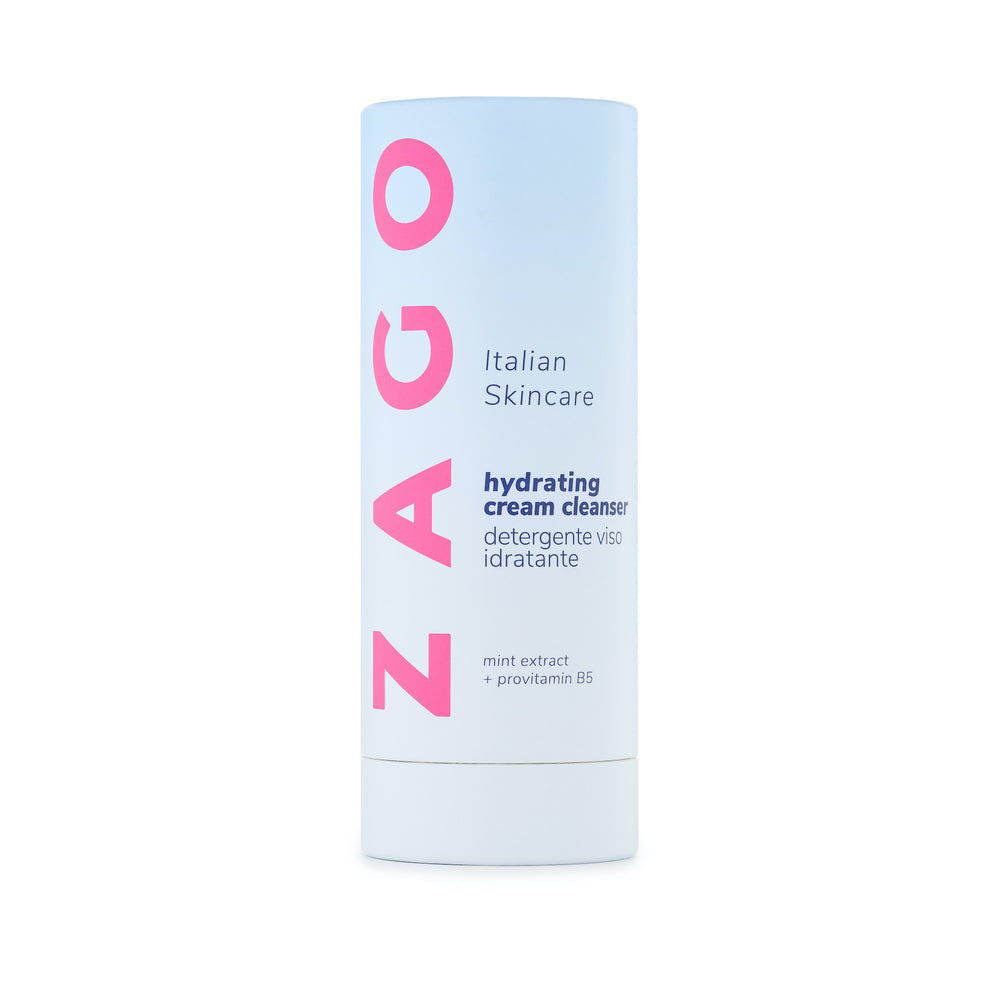 hydrating cream cleanser