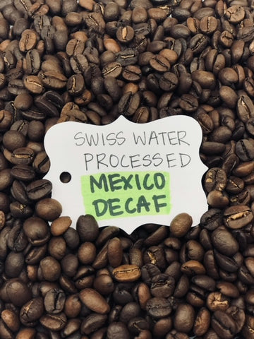 Organic Mexican Decaf Water Processed