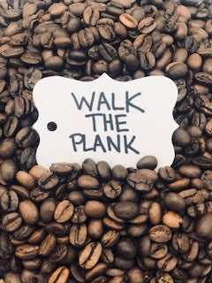 Walk The Plank Blended Coffee -Bold Roast