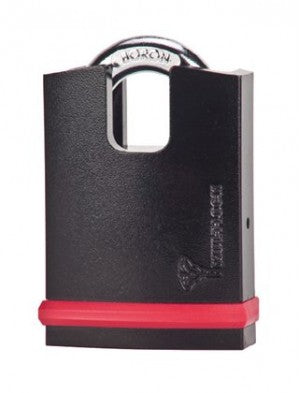 MUL-T-LOCK MT5+ #10 NE-Series Padlock with High Guard (3/8
