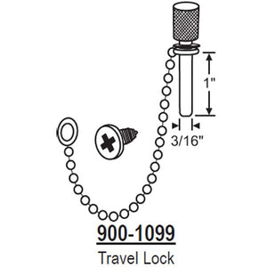 Travel lock 900-1099