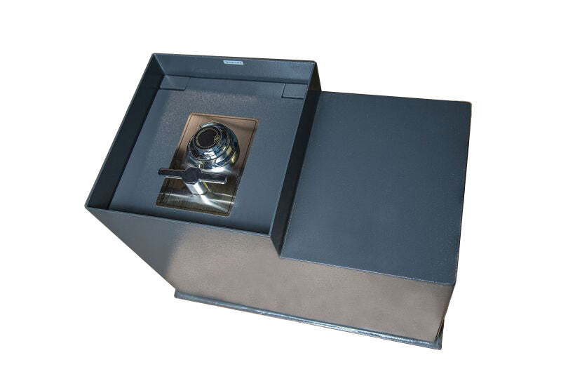 Hollon B-3500 Large Floor Safe UL Group II Dial