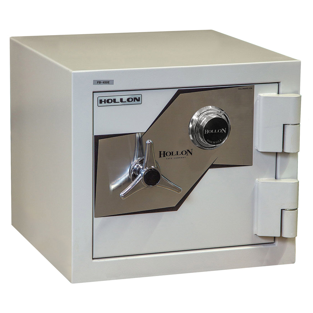 Hollon FB-450E Burglary Safe 2 Hour Fire Electronic Lock