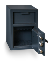 Load image into Gallery viewer, Hollon FD-2014K Front Load Depository Safe with Key Lock