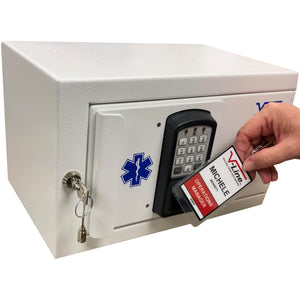 Narcotics Security Box-HID Prox Card Reader