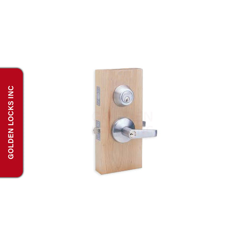 Cal-Royal HIL Series Interconnected Entrance Lock Grade 2 Lifetime warranty 4