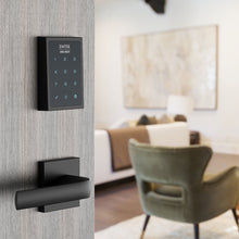 Load image into Gallery viewer, EMPowered Deadbolts - EMPowered Motorized Touchscreen Keypad Deadbolt In Oil Rubbed Bronze - Emtek Hardware