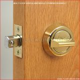 MUL-T-LOCK Hercular® Single Cylinder Deadbolt