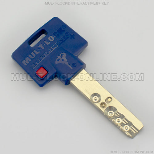 MUL-T-LOCK Key Duplication for Interactive Master System