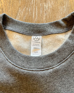 Eco Cozy Fleece Pullover Sweatshirt