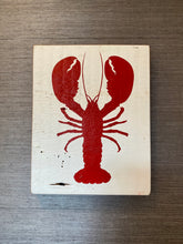 Load image into Gallery viewer, Lobster Silhouette