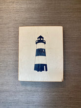 Load image into Gallery viewer, Lighthouse Silhouette