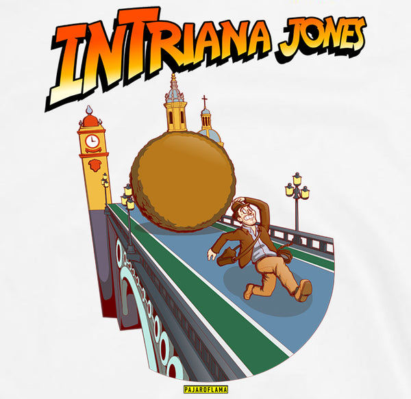 INTRIANA JONES - unisex