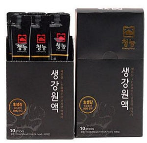 Korean Ginger Tea Extract ( 10 sticks x 11ml)