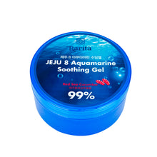 Load image into Gallery viewer, Rarita Jeju 8 Aquamarine Soothing Gel (99% Red Sea Cucumber Gel) 300ml