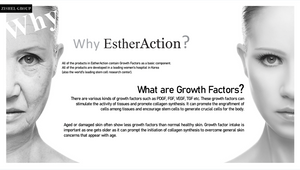 EstherAction Korean Anti-Cellulite Collagen Firming Cream - Restore Skin Elasticity