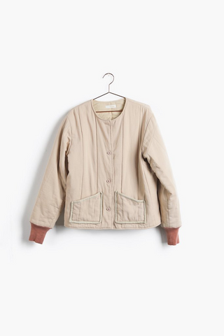 The Shane Jacket - Natural