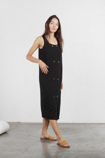 The Drew Dress - Black