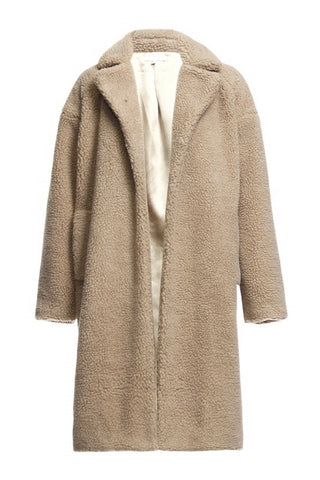 Teddy Bear Coat