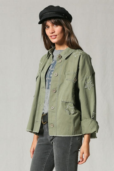 Multi Star Jacket