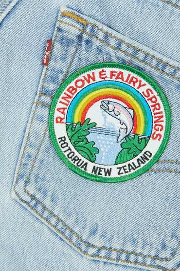 Vintage Rainbow Patch