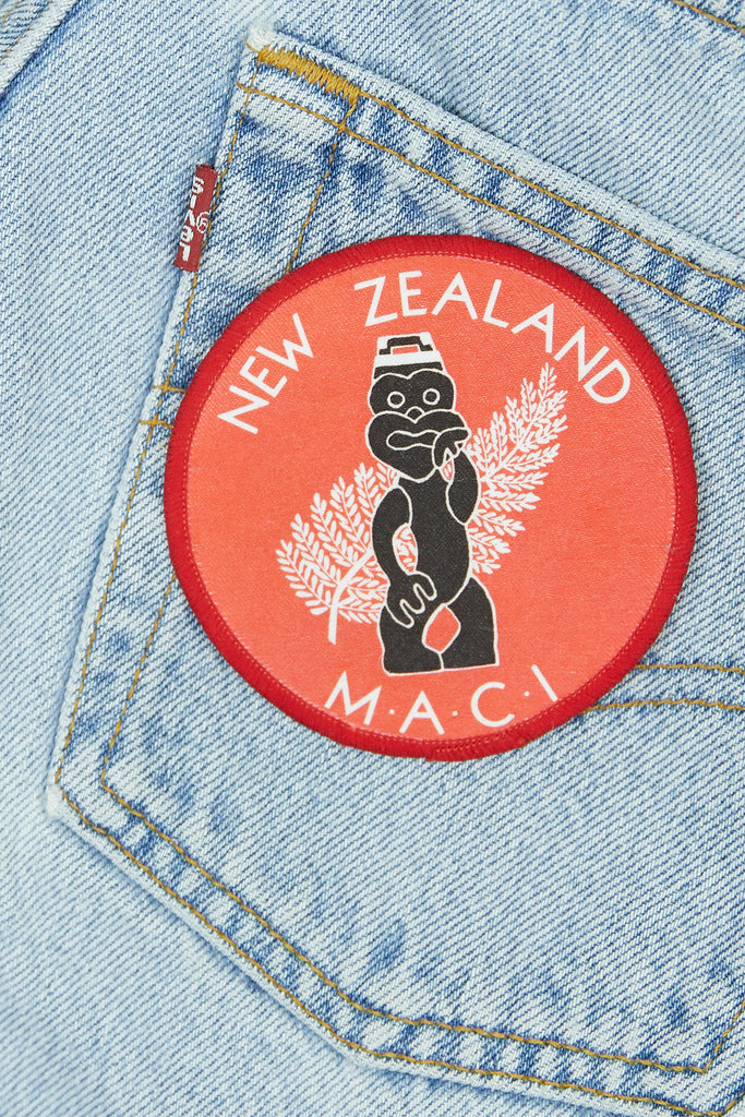 Vintage New Zealand Patch