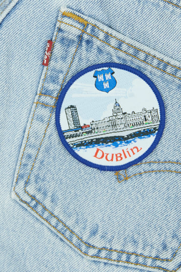 Vintage Dublin Patch #2