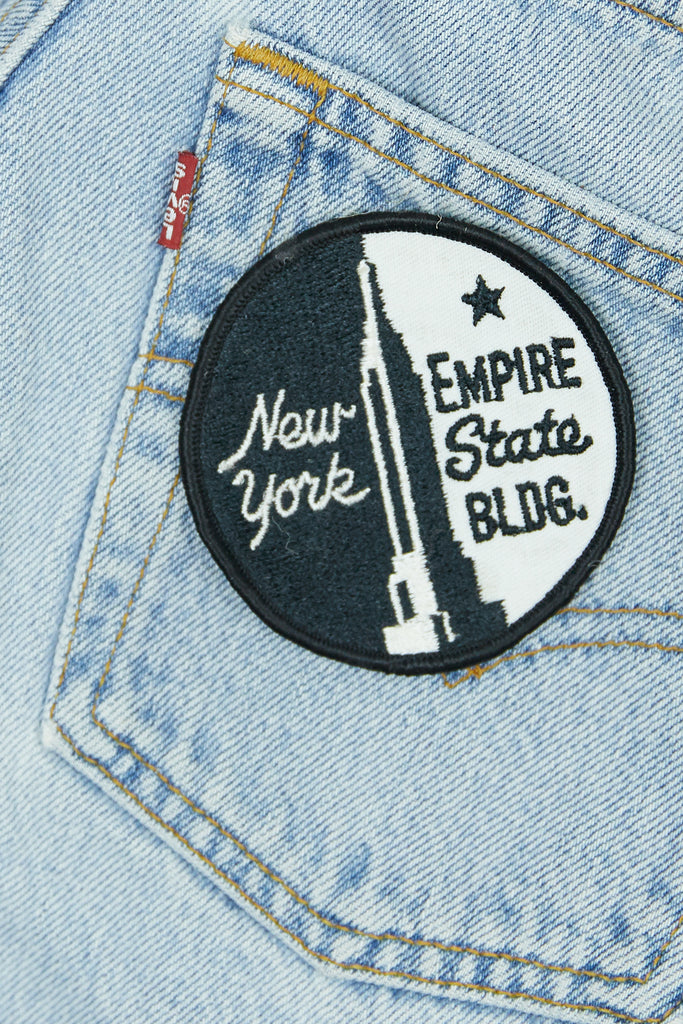 Vintage New York Patch