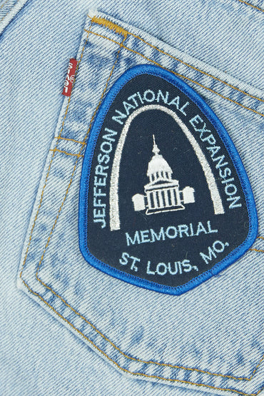 Vintage Jefferson National Patch