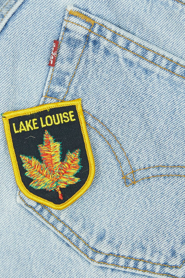 Vintage Lake Louise Patch