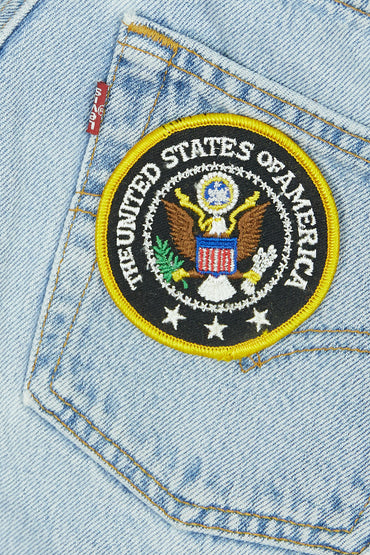 Vintage USA Patch