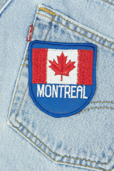 Vintage Montreal Patch