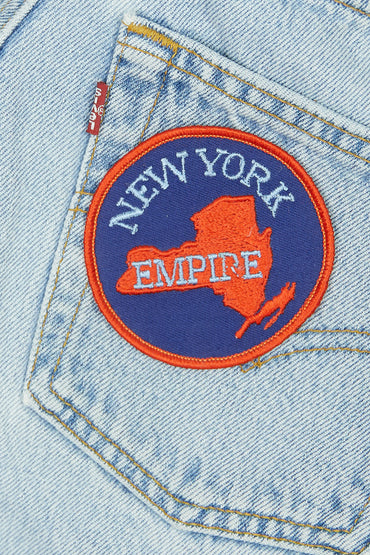 Vintage NY Empire Patch