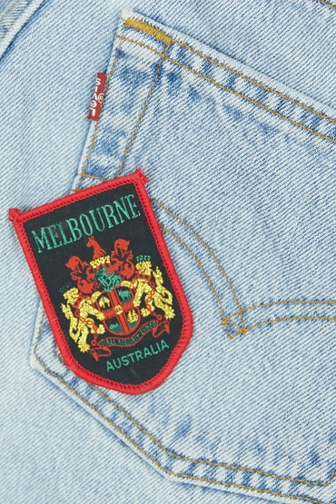 Vintage Melbourne Patch