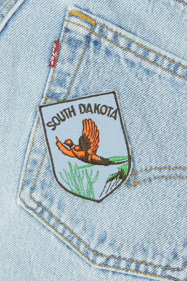 Vintage South Dakota Patch